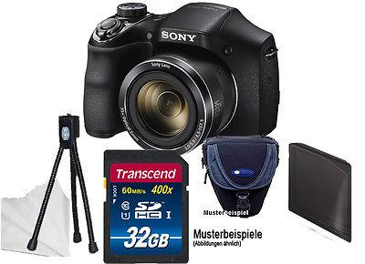 SONY DSC-H300 inkl. 32GB Zubehörpaket ! Digitalkamera H300 ****