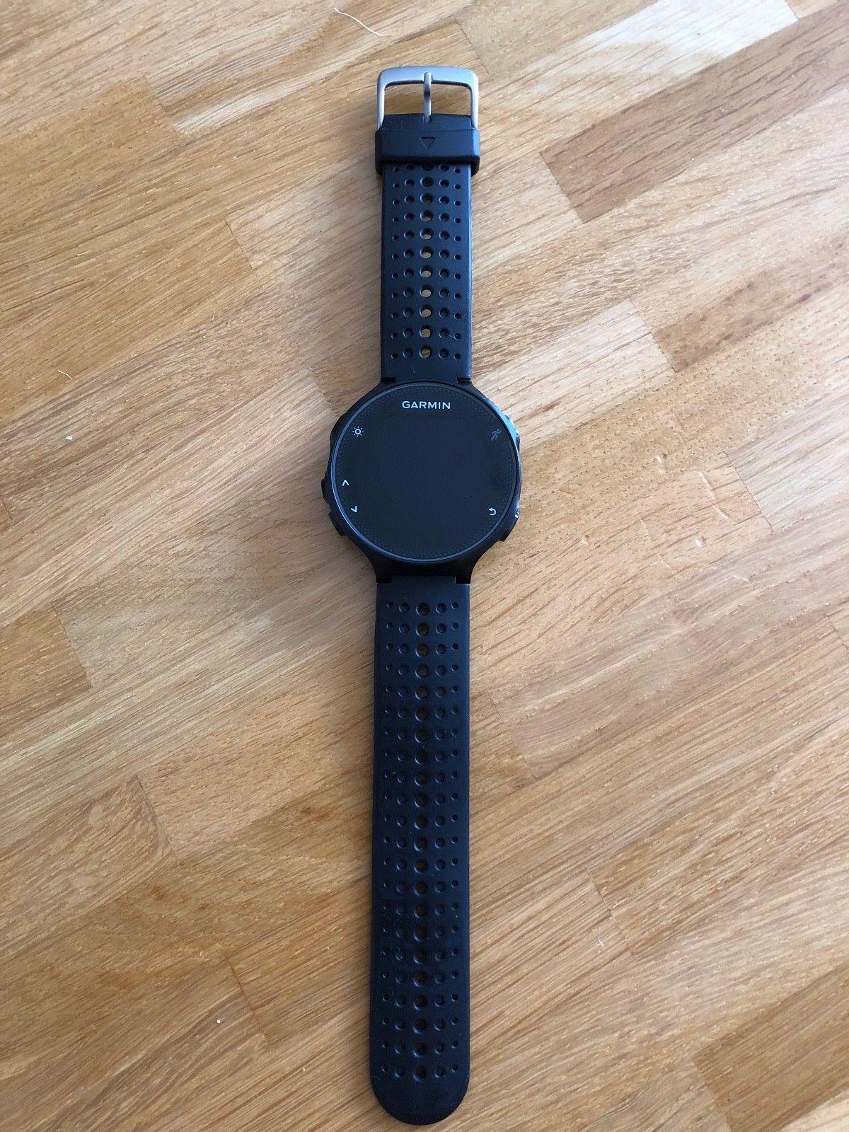 Garmin forerunner 235 - schwarz - selten genutzt