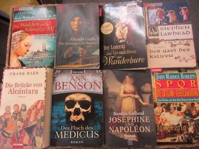 49 Bücher Romane historische Romane Top Titel Bestseller