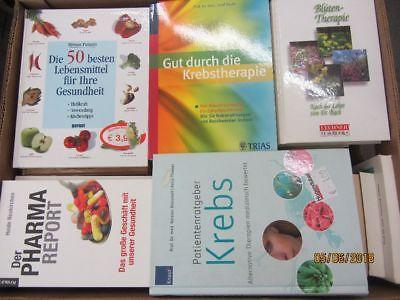 61 Bücher Gesundheit Medizin Selbstheilung Naturmedizin Naturheilkunde