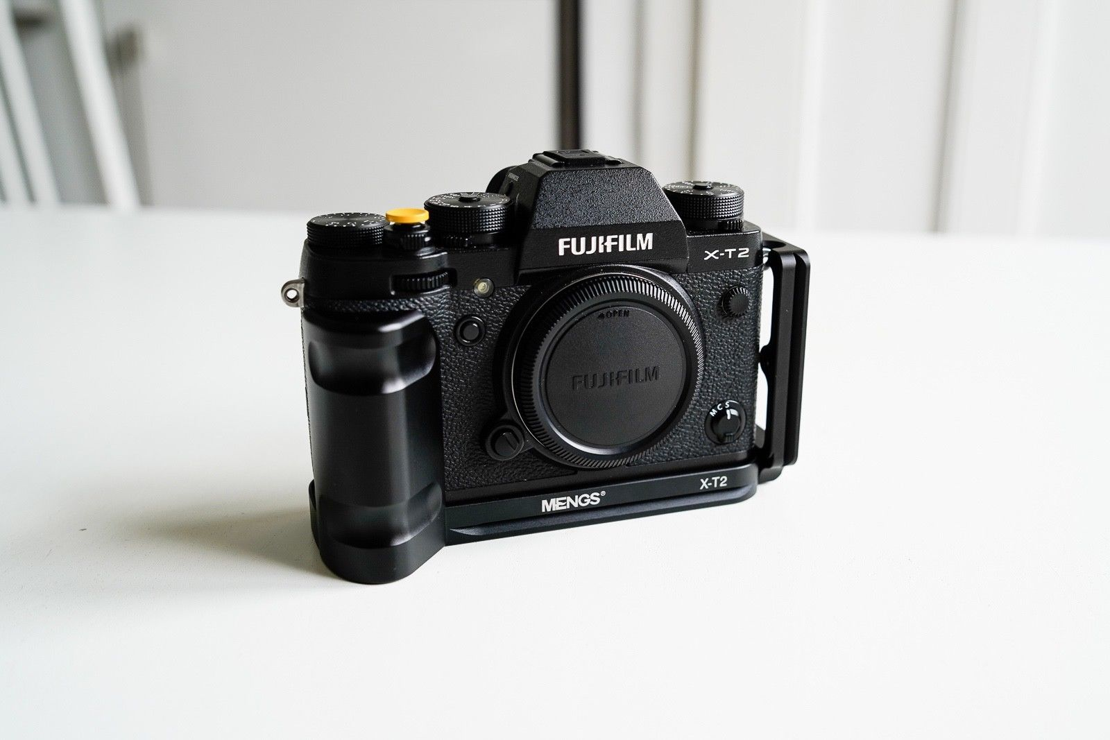 Fujifilm X-T2 Gehäuse Body schwarz / Neuwertig