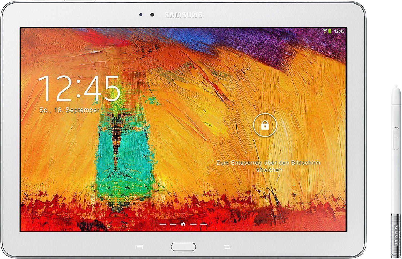 Samsung Galaxy Note 10.1 P605 Android Tablet ohne Simlock Kamera S Pen LTE Weiß