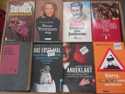 125 Bücher Taschenbücher Ullstein Verlag