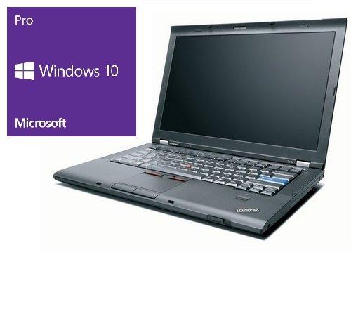 Lenovo ThinkPad T420 Notebook / Laptop | 14 Zoll Display | Intel Core i5-2520M @ 2,5GHz | 4GB DDR3 RAM | 128GB SSD | DVD-Brenner | Windows 10 Pro vorinstalliert (Zertifiziert und Generalüberholt)
