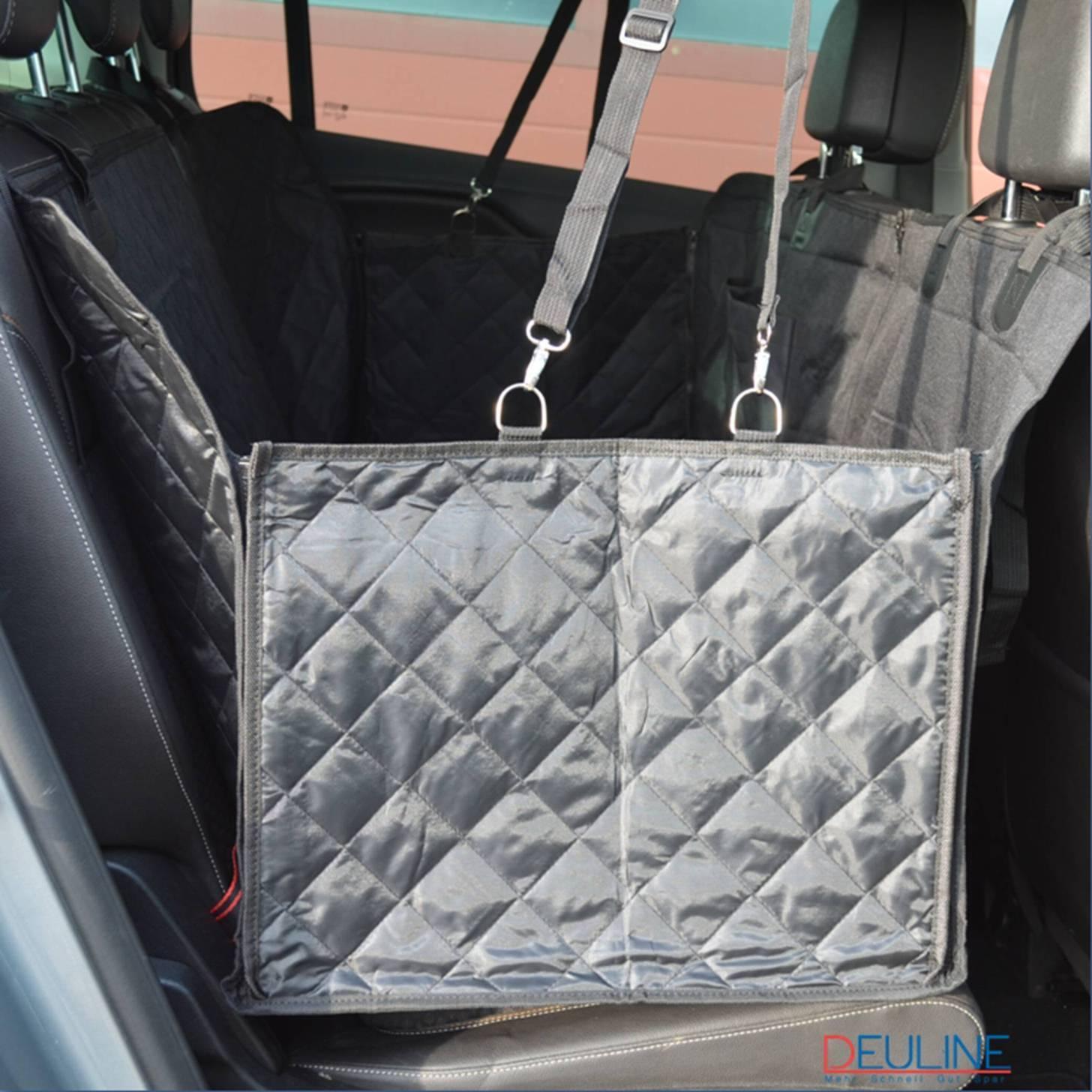 Auto Hundedecke Schutzdecke Autoschondecke Rücksitzschutz Seitenschutz 520069