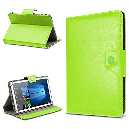 10 Zoll Tasche Tablet PC Universal Hülle Schutz Case Cover Schutzhülle Etui Bag, Farben:Grün