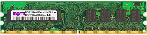 1GB Aeneon DDR2-667 RAM PC2-5300U CL5 AET760UD00-30D Speicher Memory-Module (Zertifiziert und Generalüberholt)