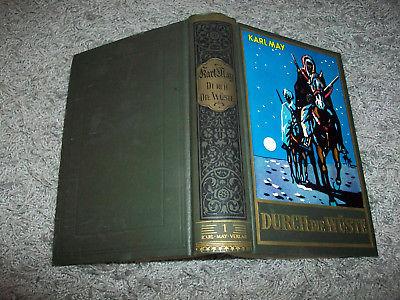 Karl May Verlag  -  Durch die Wüste - Bd.1
