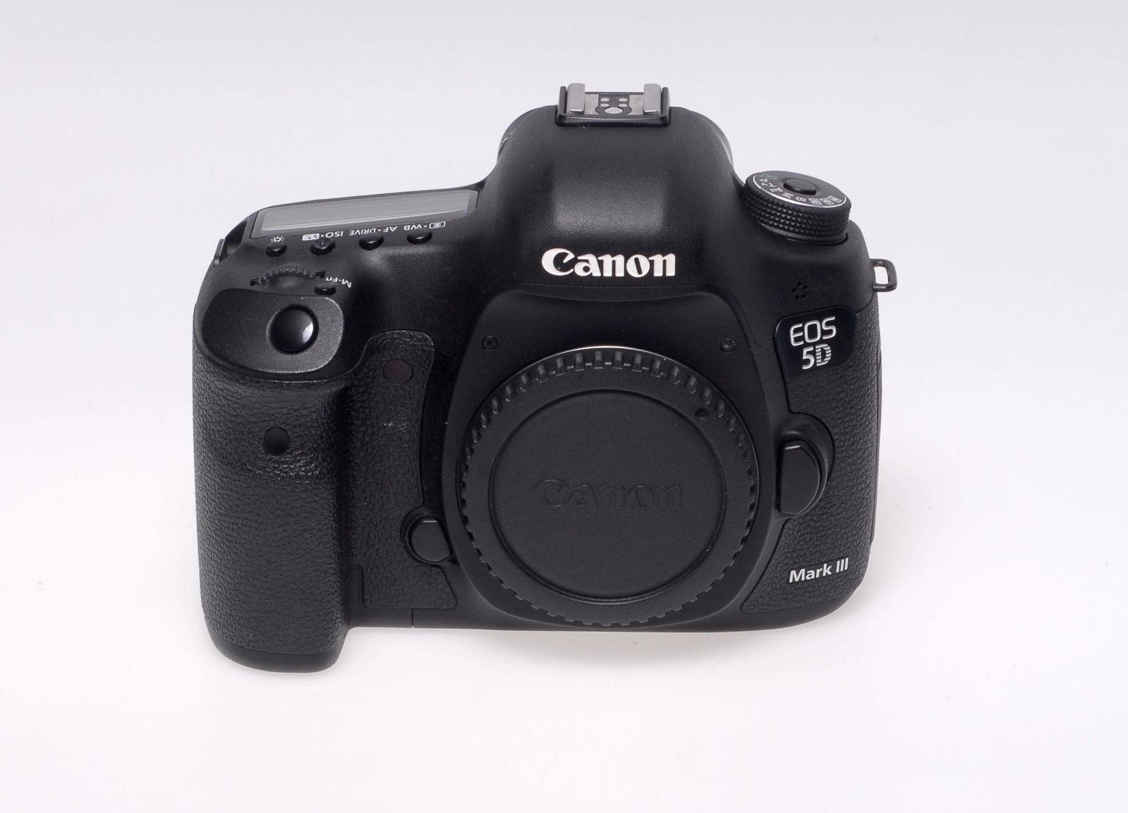 Canon EOS 5D Mark III - nur 1053 Auslösungen - guter Zustand - gebraucht