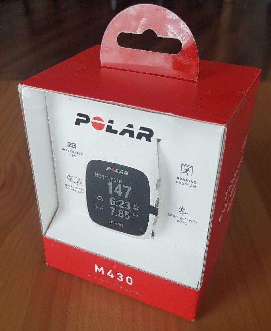 Polar M430 - Neu - Weiß