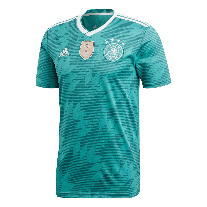 Adidas DFB Away Auswärts Trikot Herren WM 2018 Art. BR3144 Gr. S - 2XL NEU
