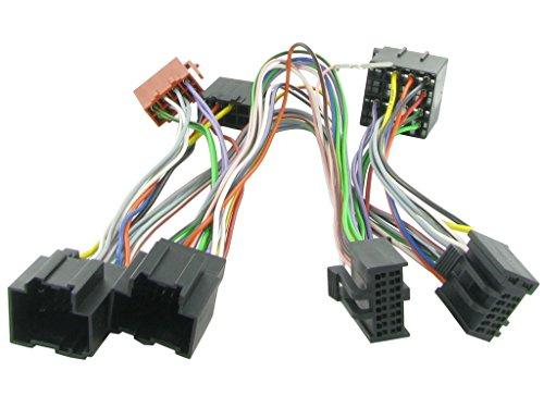 G.M. Production BT Die–Kabel passiv für Montage Ein Freisprecheinrichtung Bluetooth (Parrot oder Bury oder ähnliche) auf alle Chevrolet Cadillac Pontiac und Saab mit nicht verstärkte Autoradio A Teil vom 2007[Fotos und Angaben zur Kompatibilität beacht