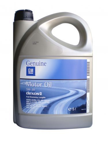 GM Opel dexos-2™ Longlife 5W-30 | Genuine Motor Oil | Motoröl | 5 Liter