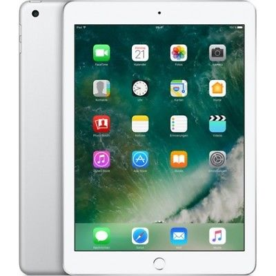 Apple iPad 9.7 32GB silber WiFi WLAN iOS Tablet PC ohne Vertrag Retina WOW!