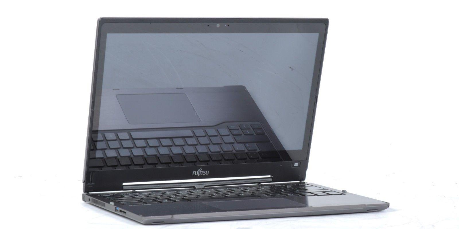 Fujitsu Lifebook T904 Notebook Ultrabook Tablet i5 256GB SSD 8GB 13,3 Zoll Win10