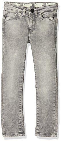 NOP Jungen B Jeans Slim Norwich, Grau (Grey Denim C307), 128