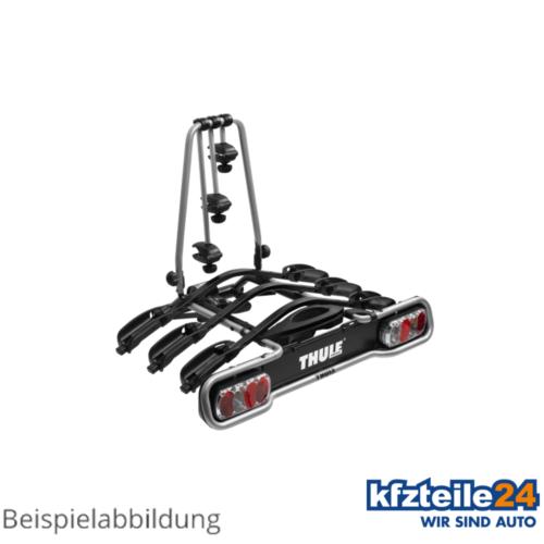 Thule | Heckträger EuroRide 942 (942000) Fahrradträger für 3 Fahrräder