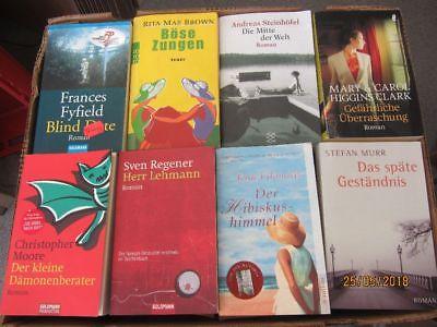 64 Bücher Romane Top Titel Bestseller