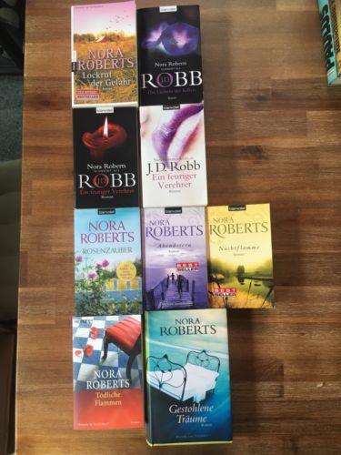 8 Nora Roberts ? Bücher im Paket ?