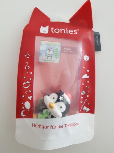 Tonies Tonie Pinguin 30 Lieblings Kinderlieder Neu OVP, Weihnachtslieder