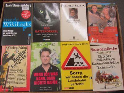 109 Bücher Taschenbücher Ullstein Verlag