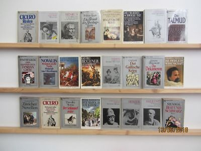 48 Bücher Goldmann Klassiker  mit Erläuterungen Klassiker der Weltliteratur
