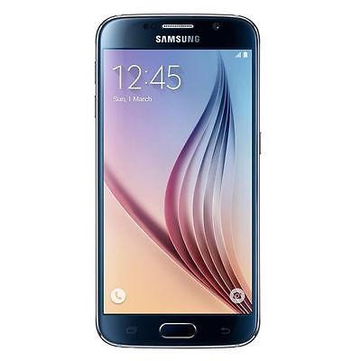 SAMSUNG GALAXY S6 SM-G920F 32GB HANDY -- SCHWARZ  -- OVP -- NEU