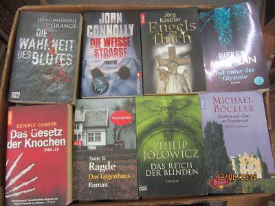 52 Bücher Romane Krimi Thriller Psychothriller  Top Titel Bestseller