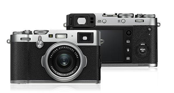 Fujifilm X100F Systemkamera - Silber / Rechnung 23.05.2018