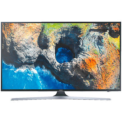 SAMSUNG UE49MU6179UXZG LED TV (Flat, 49 Zoll, UHD 4K, SMART TV)