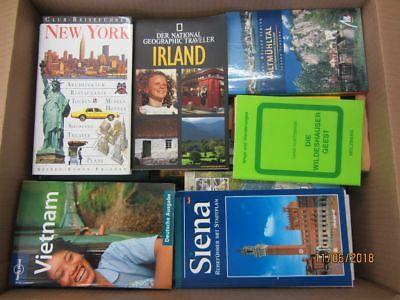 81 Bücher Reiseführer nationale und internationale Reiseführer