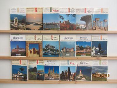 39 Bücher DuMont Kunst Reiseführer nationale und internationale Reiseführer