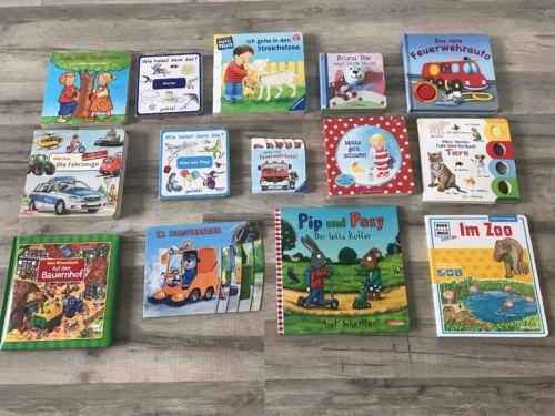 kinderbücher 14 Stück
