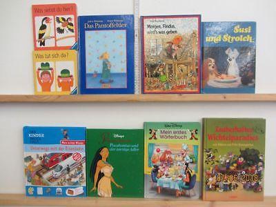 61 Bücher Kinderbücher Kleinkinderbücher Kindergartenbücher Bilderbücher