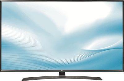 LG 49UJ634V 49 Zoll Ultra-HD 4K LED SmartTV mit WLAN, DVB-T2 & USB-Recording