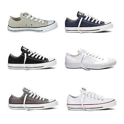 Converse All Star Chucks Low Basic Classic Sneaker Verschiedene Farben Neu