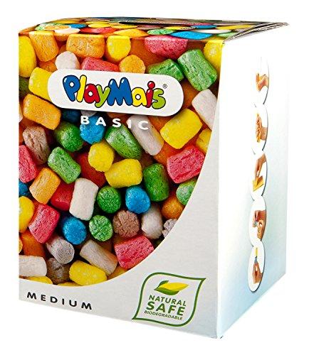 PlayMais 160024 - PlayMais Basic Medium, ca. 300 Teile