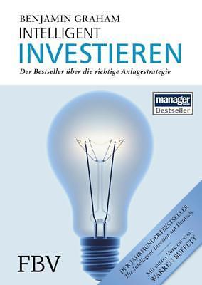 Intelligent Investieren - Benjamin Graham - 9783898798273 PORTOFREI