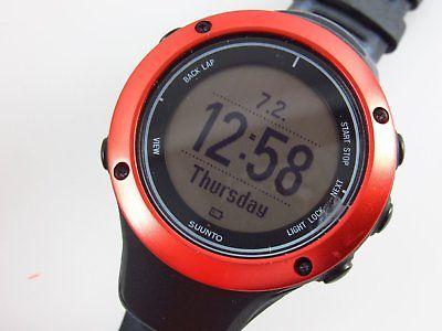 SUUNTO AMBIT2 S Sportuhr GPS mit Brustgurt Herzfrequnezmesser Trainingscomputer