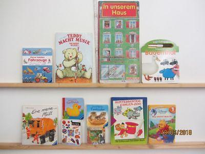 77 Bücher Kinderbücher Kleinkinderbücher Kindergartenbücher Bilderbücher