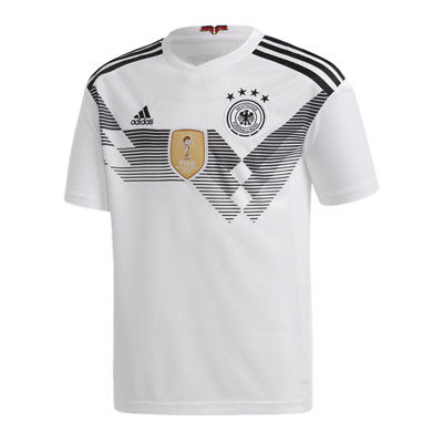 adidas DFB Deutschland Trikot Home Kinder WM 2018 BQ8460