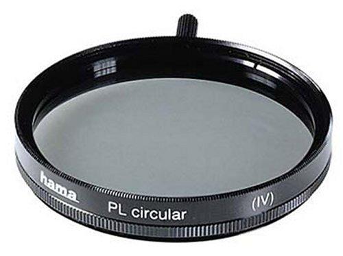 Hama Polarisations-Filter, 8-fach Vergütung, Für 86 mm Foto-Kameraobjektive, HTMC