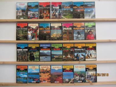 28 Bücher Reiseführer DuMont Richtig Reisen national und international
