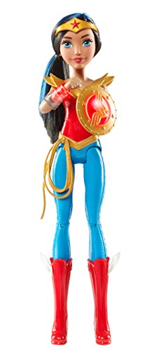 Mattel DTR13 - DCSHG Power Action Wonder Woman