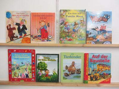 34 Bücher Kinderbücher Kleinkinderbücher Kindergartenbücher Bilderbücher