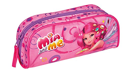 Undercover MMKO0691 - Schlamperetui Mia and Me, ca. 23 x 8 x 7 cm, pink