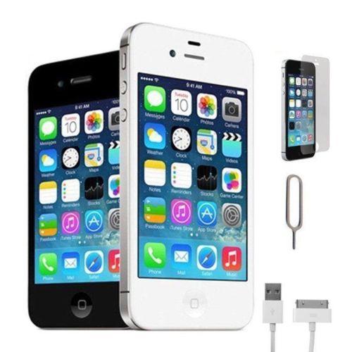 Apple iPhone 4S 8GB 16GB 32GB Smartphone Handy Ohne Simlock Garantie DE