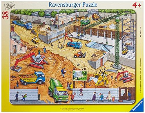 Ravensburger 06678 - An der Baustelle