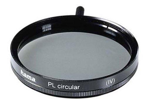 Hama Polarisations-Filter, 8-fach Vergütung, Für 46 mm Foto-Kameraobjektive, HTMC