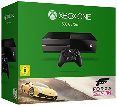 Xbox One 500GB Konsole - Bundle inkl. Forza Horizon 2